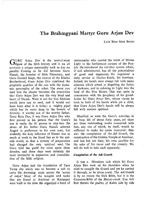 http://sikhdigitallibrary.blogspot.in/2017/02/the-brahmgyani-martyr-guru-arjan-dev.html