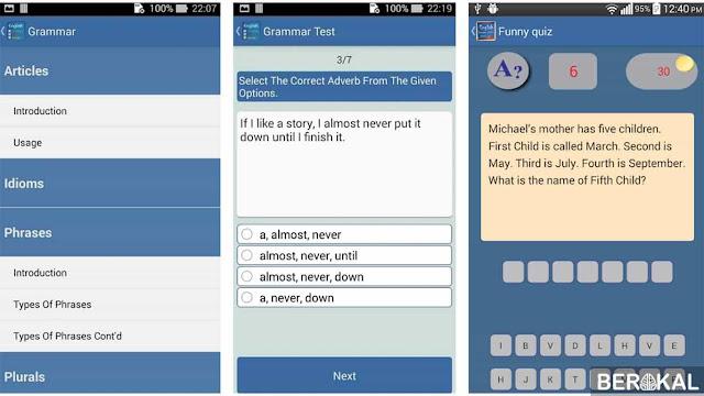 Aplikasi Belajar Bahasa Inggris Android Offline Terbaik
