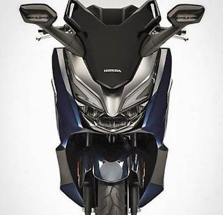 Headlamp Honda Forza 250