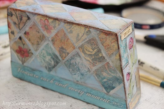 Inspiration Block by Tori Beveridge