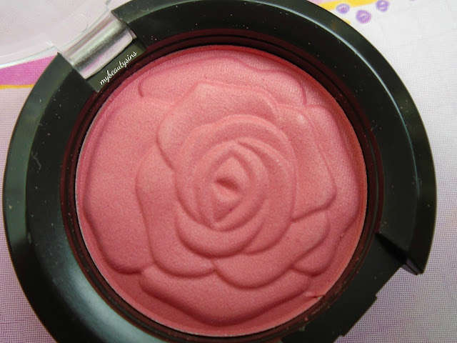 ingrid cosmetics satin touch blush