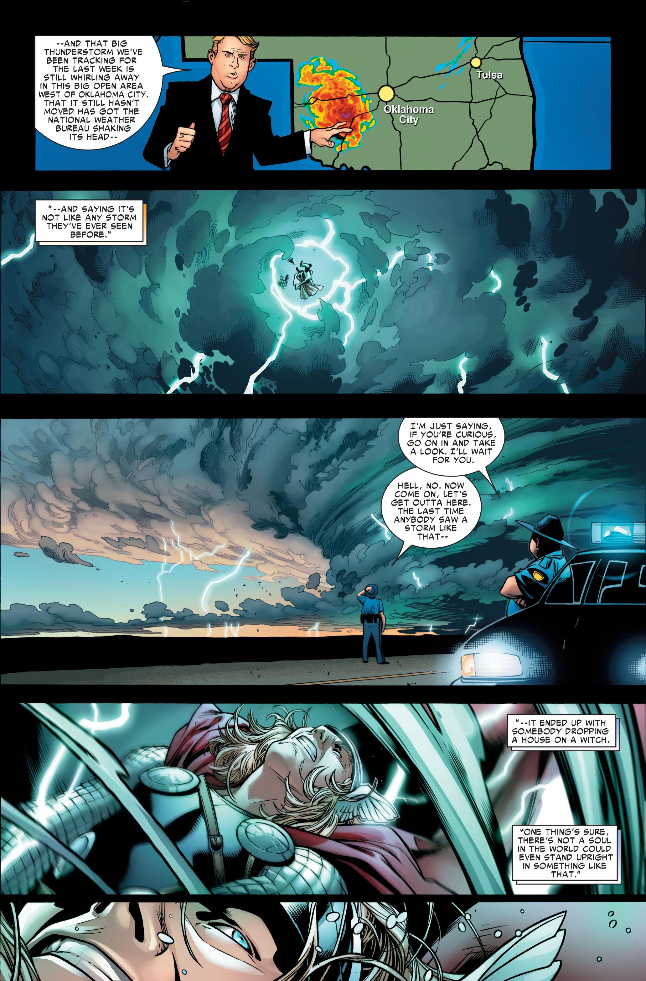 Thor (2007) Issue #2 #2 - English 9