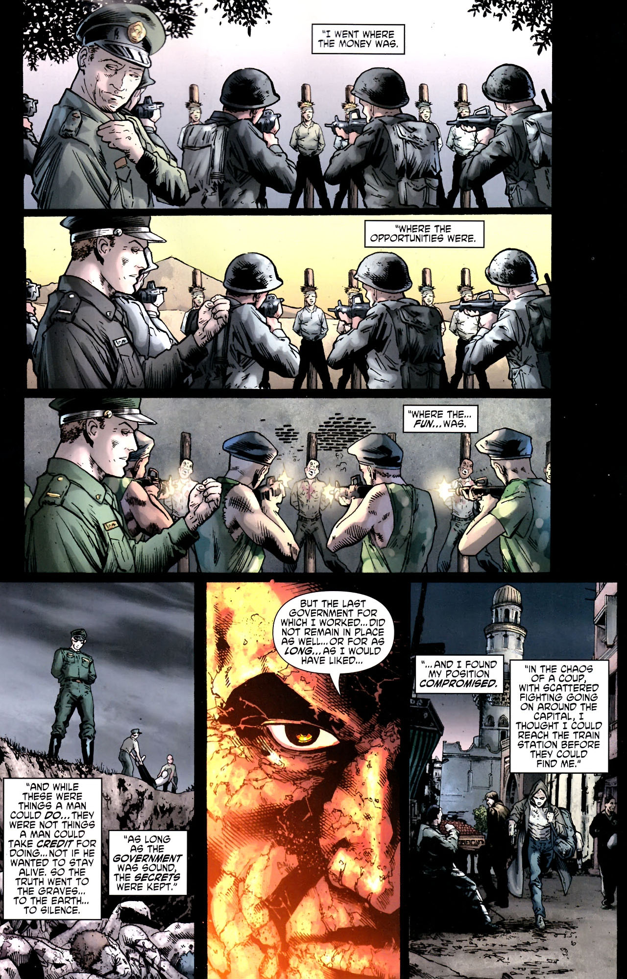 Read online Wonder Woman (2006) comic -  Issue #604 - 4