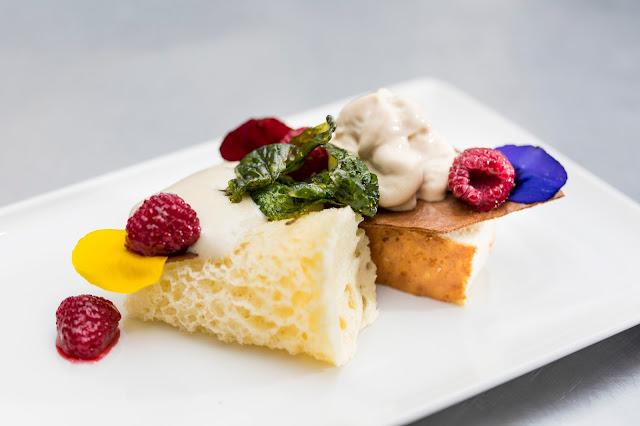 BocaCalle - Tarta de queso