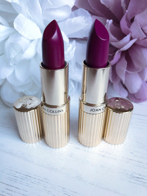 Joan Collins Divine Lipsticks