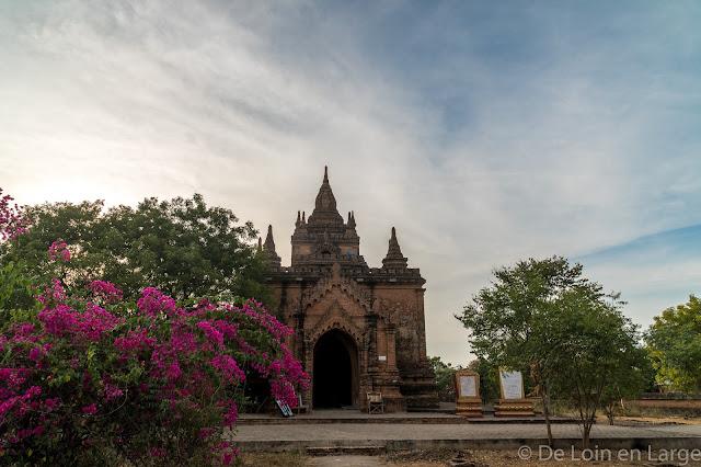 Nagayon temple - Bagan - Myanmar - Birmanie