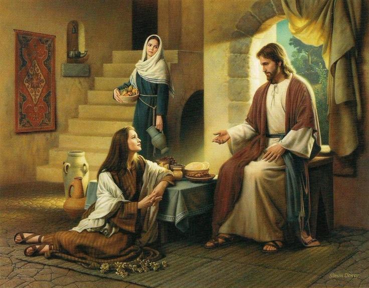 Yeshua = God: Study of Mary of Bethany