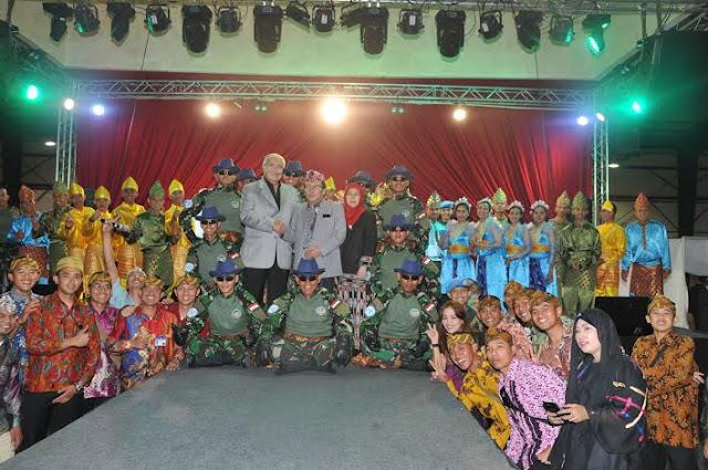 Tarian Kebudayaan Indonesia Pukau Masyarakat Lebanon