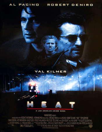 Poster Of Heat 1995 English 500MB BRRip 480p ESubs Free Download Watch Online Worldfree4u