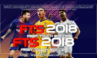 FTS 2K18 by Fauzy Apk + Data Obb Android