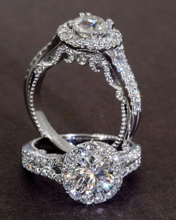 Awesome Wedding Diamond Dress
