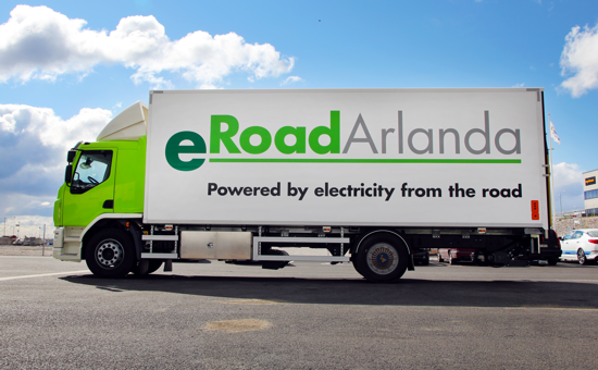 eRoadArlanda truck