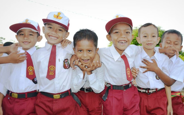 Anak Usia 7 Tahun Baru Bisa Masuk Pendidikan Dasar