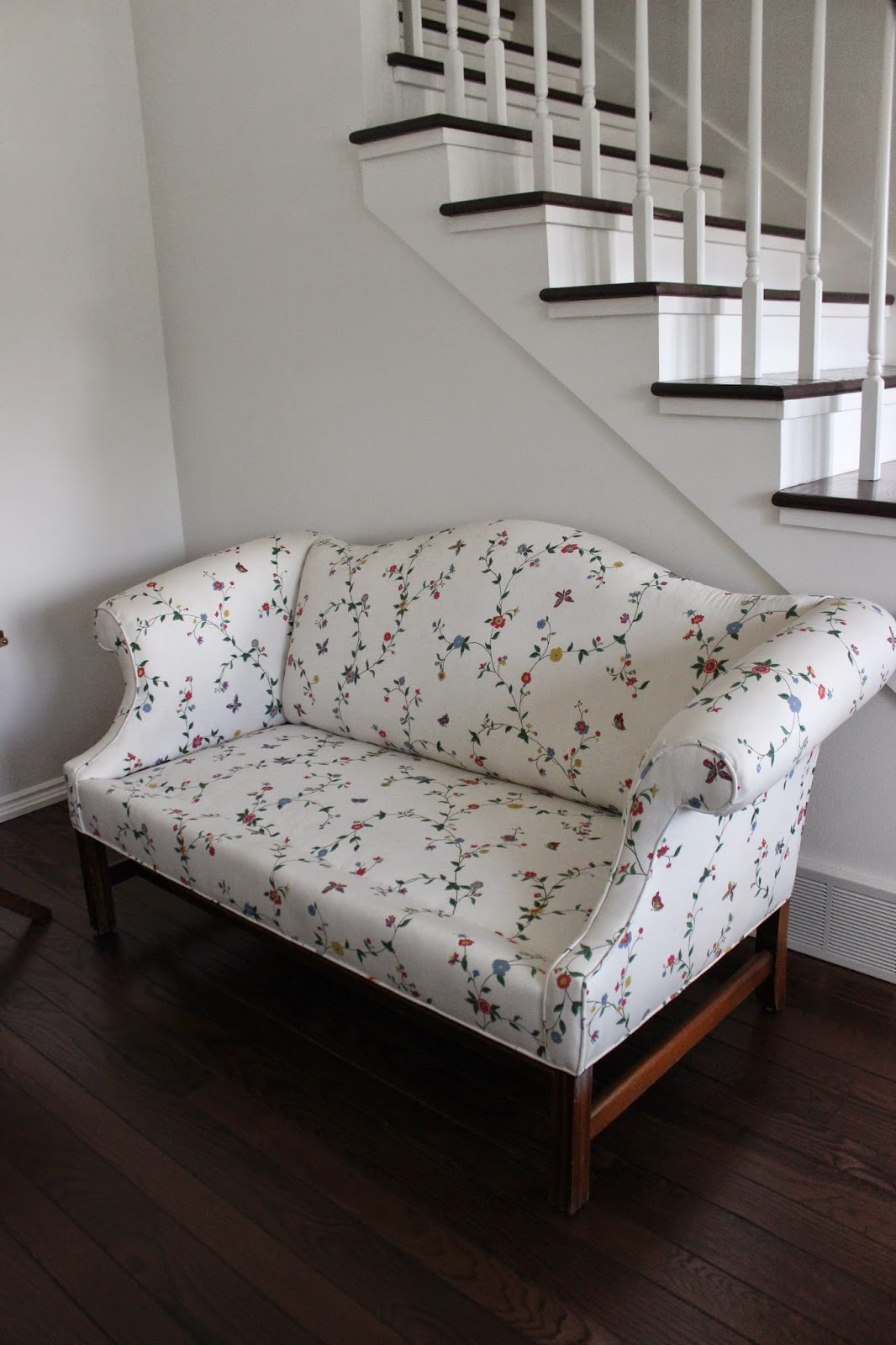 Custom Slipcovers By Shelley Heavyweight White Linen