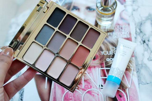 Stila Eyes In The Window Palette in Mind Review
