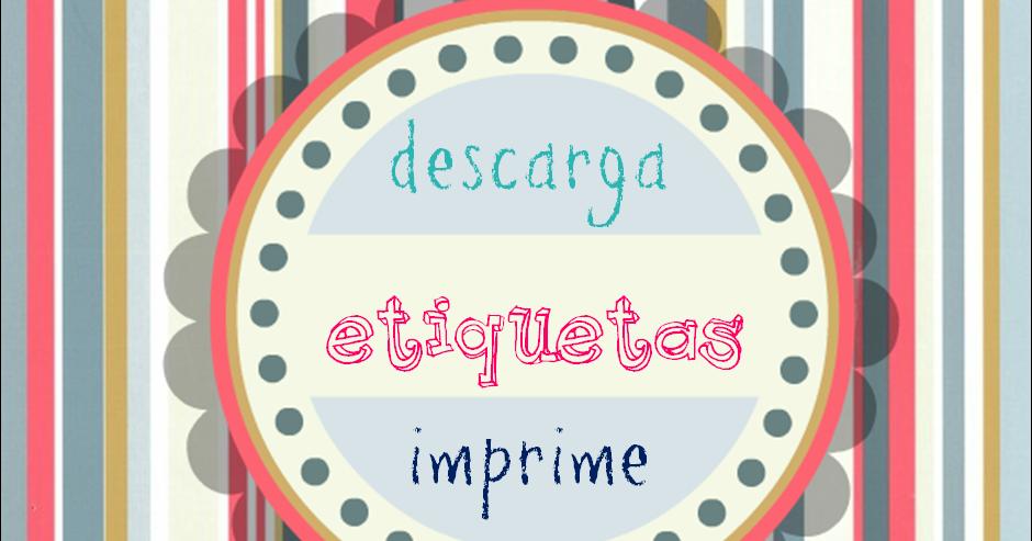 Creative Mindly: Etiquetas Para Libros Listas Para