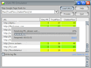 Free Download - GSA PR Emulator V1.19 Free Seo Software