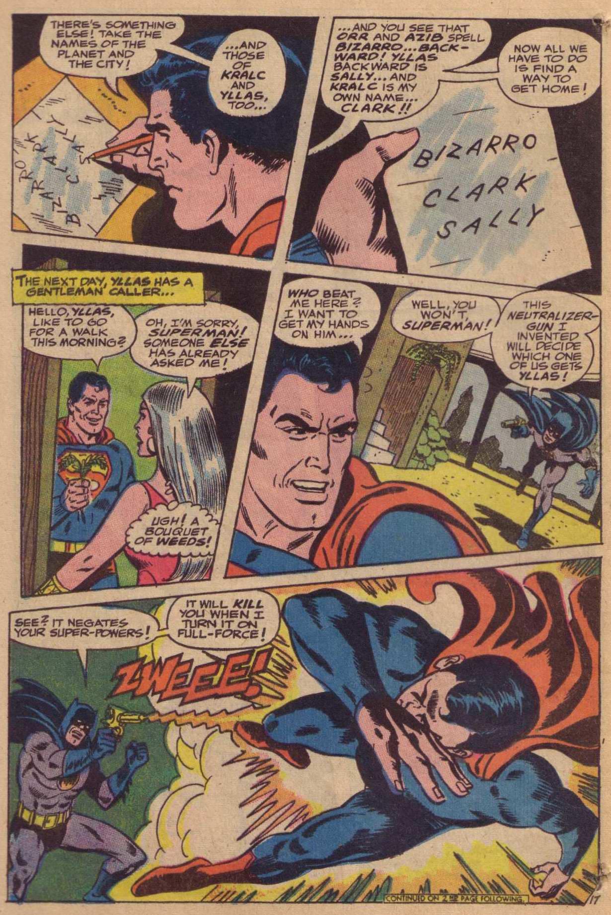 Read online World's Finest Comics comic -  Issue #181 - 19