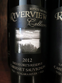Riverview Salvatore's Reserve Cabernet Sauvignon 2012 (89+ pts)