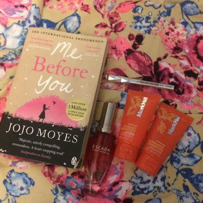 Monthly Favourites, LBloggers, Rare London, Escada, Benefit, Mark Hill, Jojo Moyes, Me Before You, Floral, Summer, Holiday