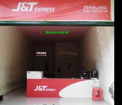 Alamat Agen J&T Express Di Pemalang
