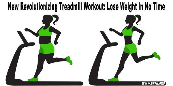 Treadmill Workout: Lose Weight In No Time!