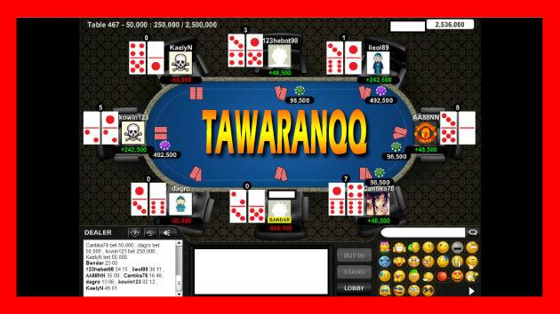 Menang bermain Bandarq online