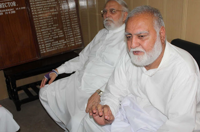 Shots Fired at MMA Candidate Akram Durrani's Vehicle in Bannu