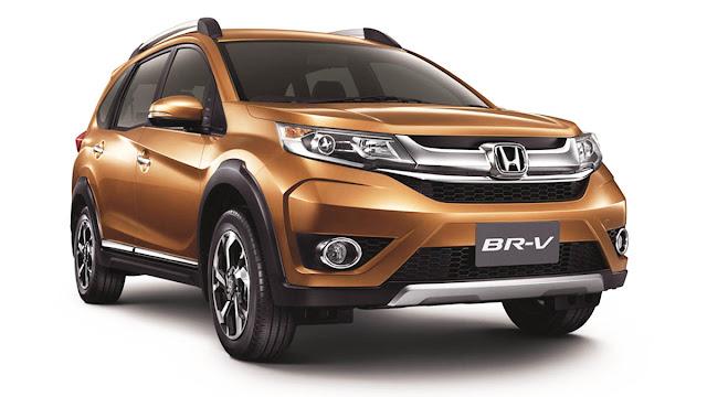 Harga mobil Honda BRV 2019