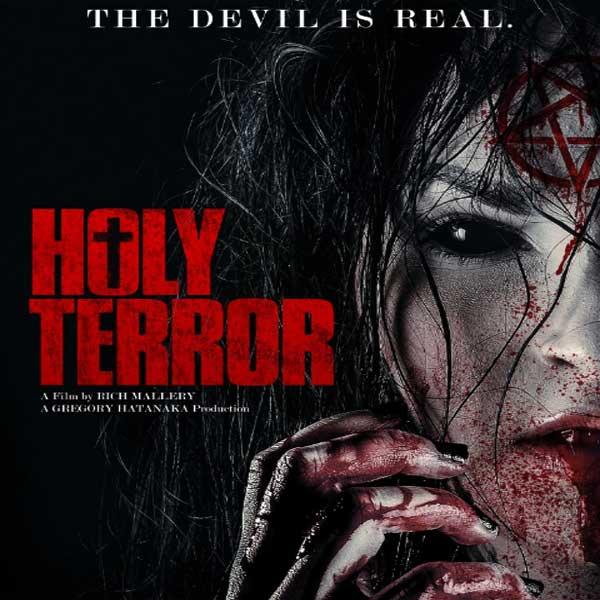 Holy Terror, Holy Terror Synopsis, Holy Terror Trailer, Holy Terror Review, Poster Holy Terror