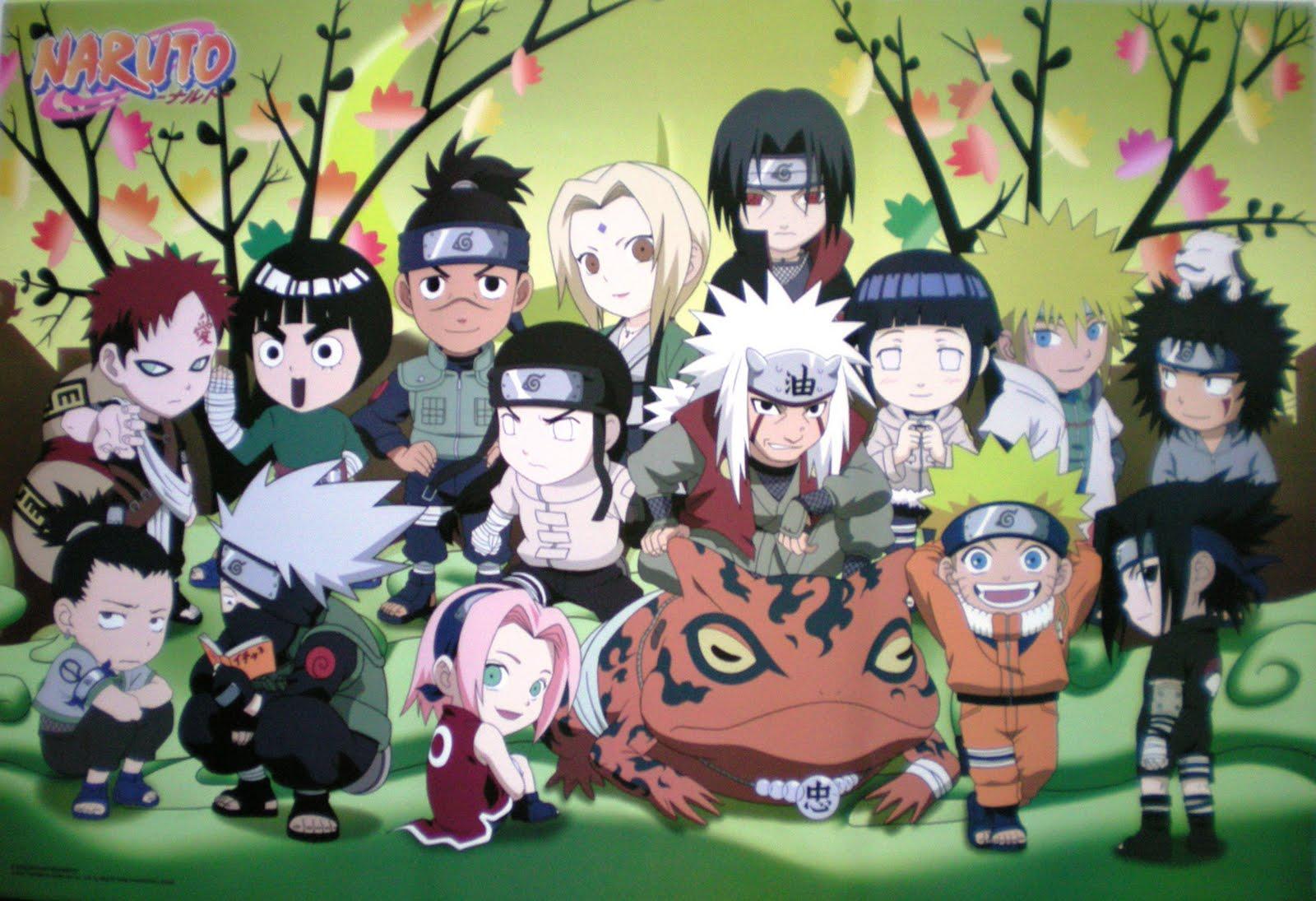 Naruto Classico Episódio 10
