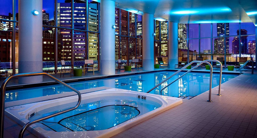 Best Hotel Suites Downtown Toronto