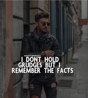 man attitude instagram captions 2019