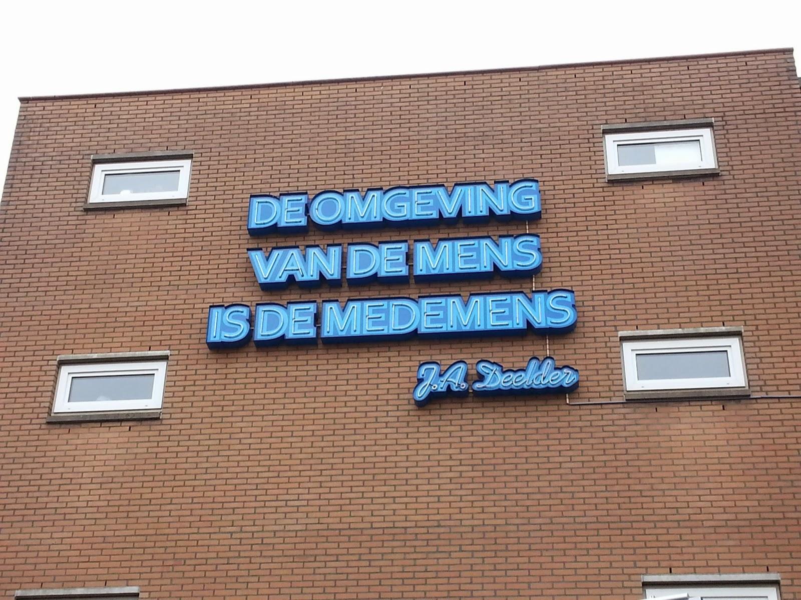 Tekst Op De Muur.I Love Rotterdam Tekst Op De Muur