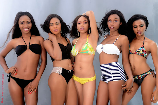 PHOTOS: Cross-Section Photo Shots Of Most Beautiful Girl