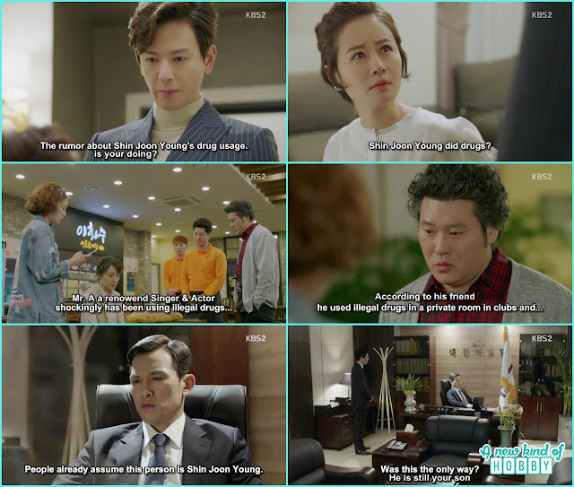 prosecutor choi trap joon young in a drug case  - Uncontrollably Fond - Episode 17 Review