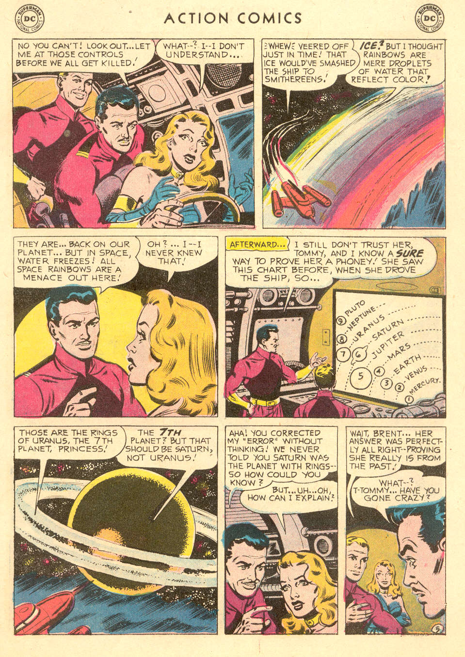 Action Comics (1938) 221 Page 30