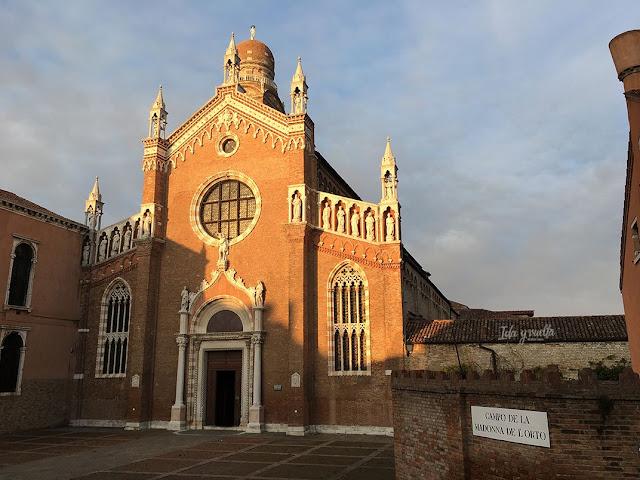 Venecia fotos Madonna dell' Orto