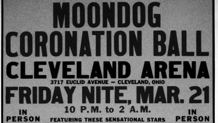 Así fue el primer concierto de rock en la historia