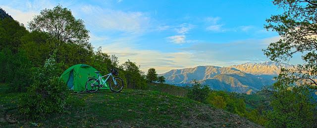 Kasımlar Köyünden Dedegül Dağı manzarası...