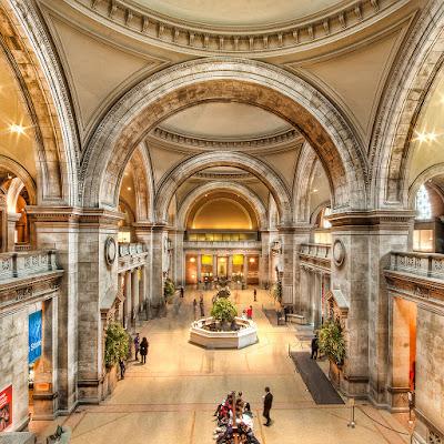 Παραιτήθηκε ο διευθυντής του Metropolitan Museum