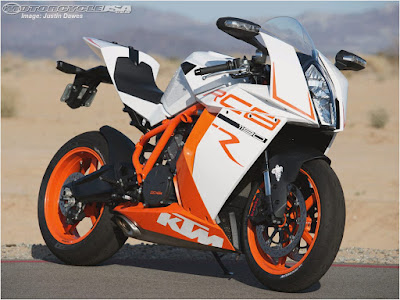 New Price Of Ktm Rc 8