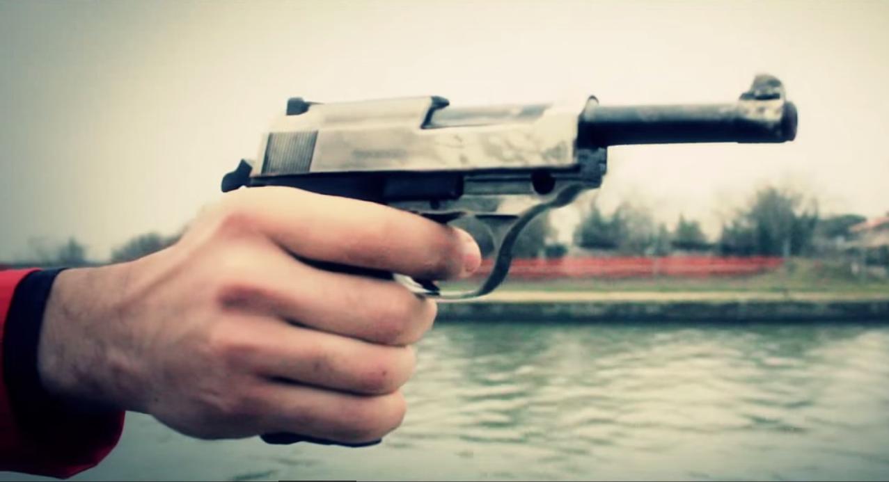 La Walther P38 di Lupin