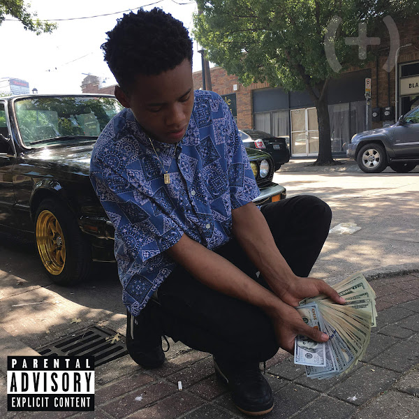 Tay-K - The Race (feat. 21 Savage & Young Nudy) [Remix] - Single Cover