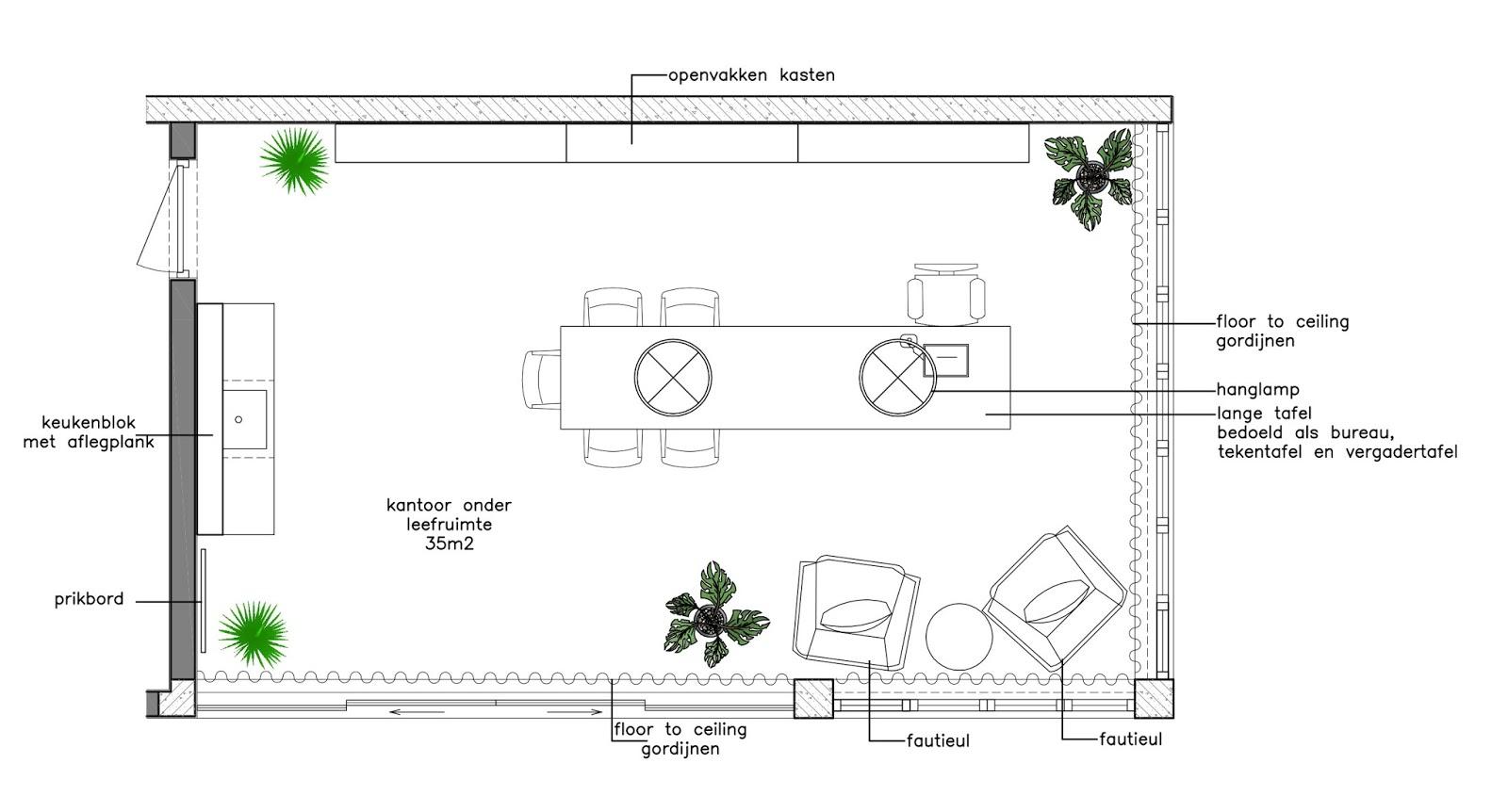 Design Kantoor Bureau.Assignments 11 12 Design Your Office Bedroom Space Jenpen