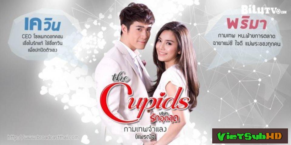 Phim Thần Mai Mối 7: Sói Bự Và Thỏ Ngoan Tập 7/7 VietSub HD | The Cupids Series 7 : Transforming Love 2017