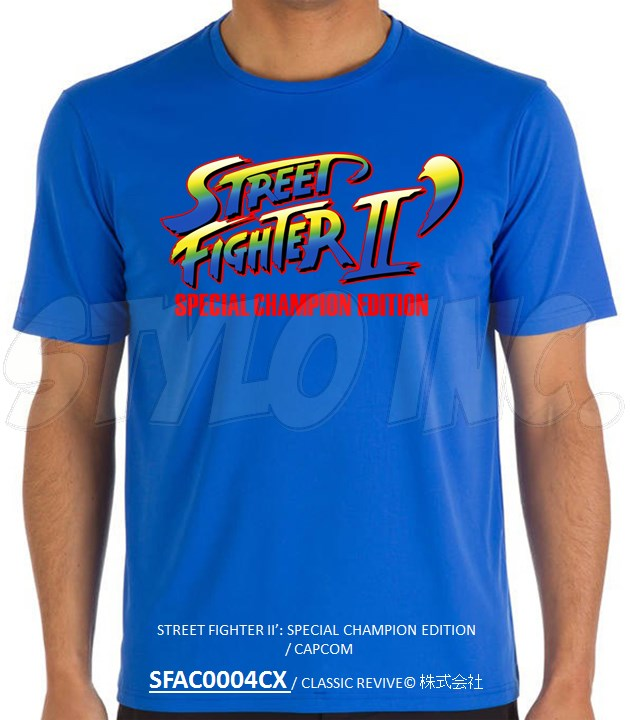 SFAC0004CX STREET FIGHTER II': SPECIAL CHAMPION EDITION