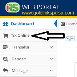 web report gold link pulsa