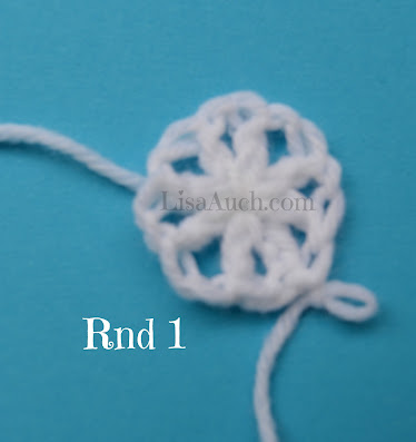 crochet baby blanket from the centre crochet stitch