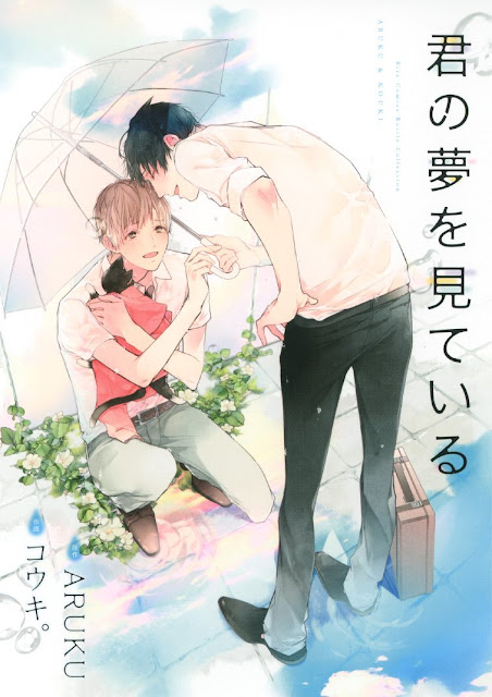 Actu Manga, Manga, Taifu Comics, Yaoi, Your Dream,